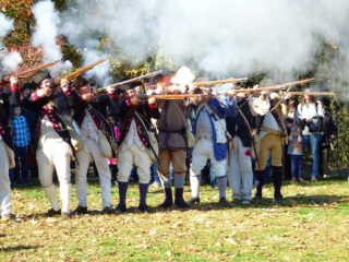 242nd Commemoration of the Battle of Fort Washington