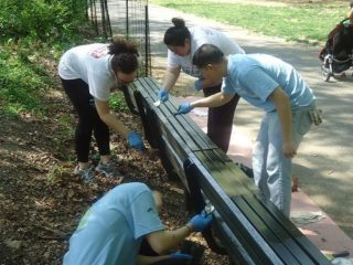 Friends Committee Beautification Day