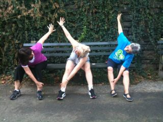 CANCELED - Morning Fitness at Fort Tryon Park