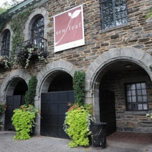 House and Garden: Field Trip to Fort Tryon Park and the Heather Garden
