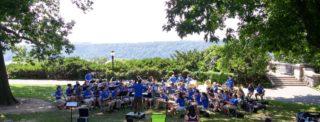 Columbia Summer Winds Concert