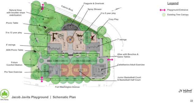 Javits Playground Schematic Design Approved! | on houzz shed design, scale design, data flow diagram, tube map, blueprint design, ladder logic, biodiesel processor design, output design, three dimensional design, piping and instrumentation diagram, construction design, assembly design, component design, integrated design, one-line diagram, straight-line diagram, specifications design, block diagram, product page design, engineering design, fluid design, circuit diagram, diagramming software, technical drawing, switch design, electronic design automation, control flow diagram, functional flow block diagram, landscape design, audio design, function block diagram, schema design, amplifier design, cross section, service design,