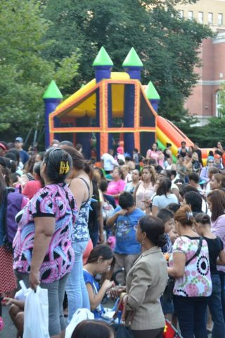 NYPD 34th Precinct National Night Out Against Crime