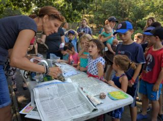 Fort Tryon Kids: Create Your Gardenscape with Artist Jenae Schwartz