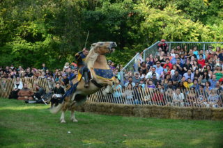 33rd Annual Medieval Festival in Fort Tryon Park