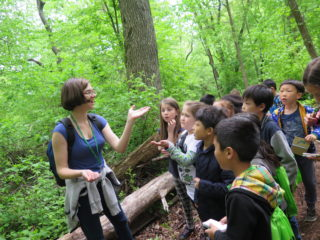 Fort Tryon Kids: Nature in Disguise!