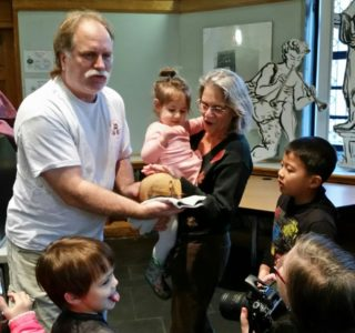 Kids Wildlife Workshop with Bobby Horvath & WINORR