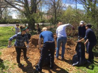Fort Tryon Park Beautification Day