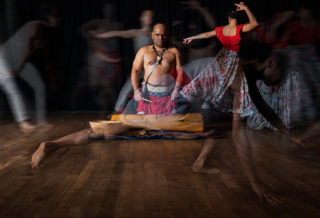 IndoRican Multicultural Dance Performance: Taino Calling Song